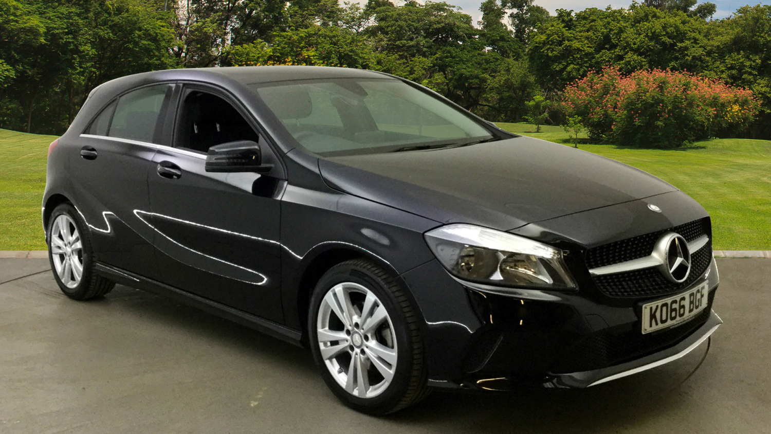Used Mercedes Benz A Class A180 Sport 5dr Auto Petrol