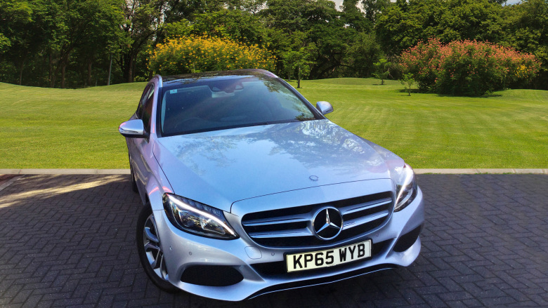 Mercedes-Benz C-Class C220D Sport Premium Plus 5Dr Auto Diesel Estate