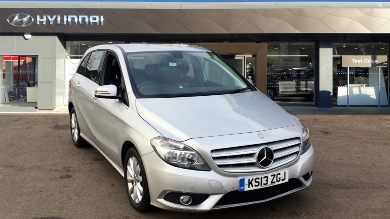 Mercedes-Benz B-Class B180 Cdi Blueefficiency Se 5Dr Auto Diesel Hatchback
