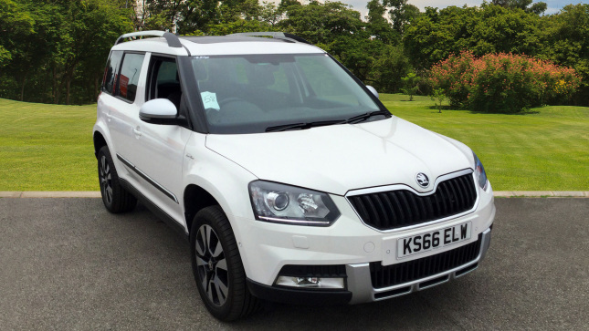 SKODA Yeti Outdoor 2.0 Tdi Cr [150] Laurin + Klement 4X4 5Dr Dsg Diesel Estate