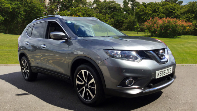 Nissan X-Trail 1.6 Dci N-Tec 5Dr Xtronic [7 Seat] Diesel Station Wagon
