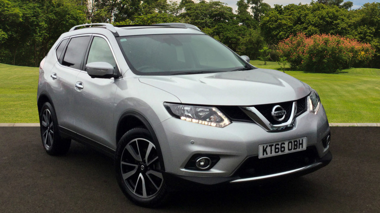 Nissan X-Trail 1.6 dCi N-Vision 5dr [7 Seat] Diesel Station Wagon
