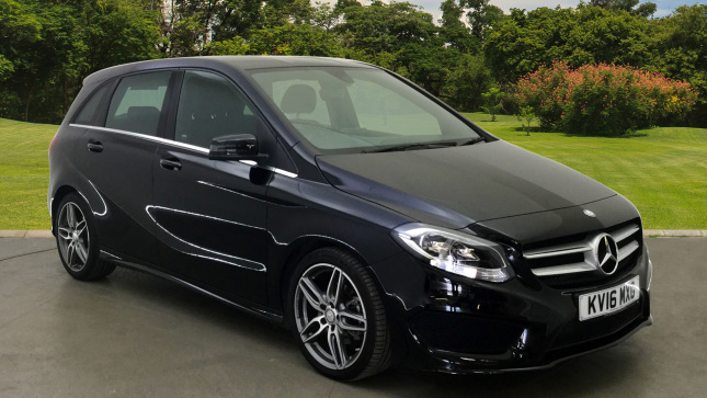 Mercedes-Benz B-Class B180D Amg Line Executive 5Dr Auto Diesel Hatchback