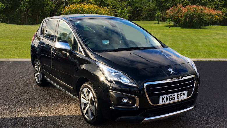 Peugeot 3008 1.6 BlueHDi 120 Allure 5dr Diesel Estate