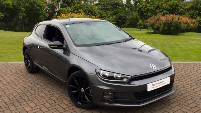 Volkswagen Scirocco 1.4 Tsi Bluemotion Tech Gt Black Edition 3Dr Petrol Coupe