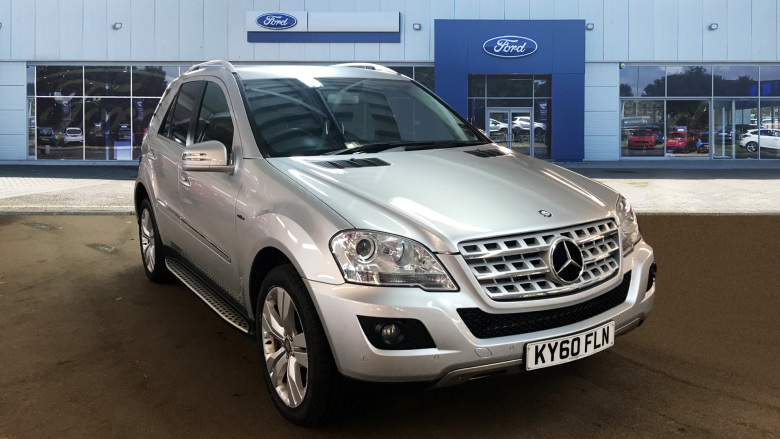 Mercedes-Benz M-Class ML350 CDi BlueEFFICIENCY [231] Sport 5dr Tip Auto Diesel Station Wagon