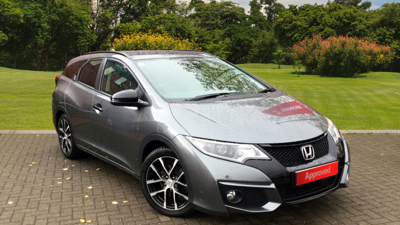 Honda Civic Tourer 1.6 i-DTEC Sport Nav 5dr Diesel Estate