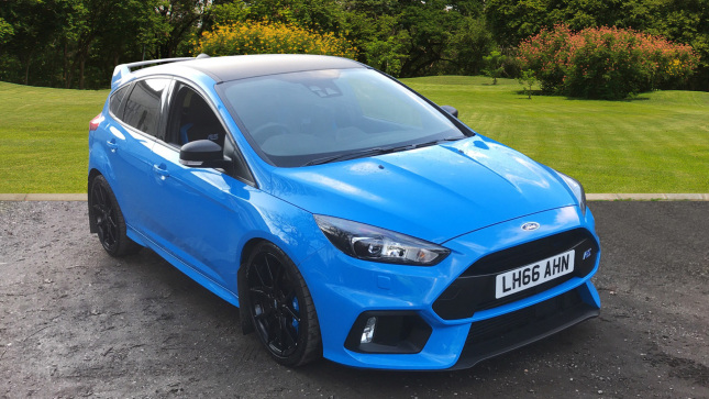 Ford Focus RS 2.3 Ecoboost 5Dr Petrol Hatchback
