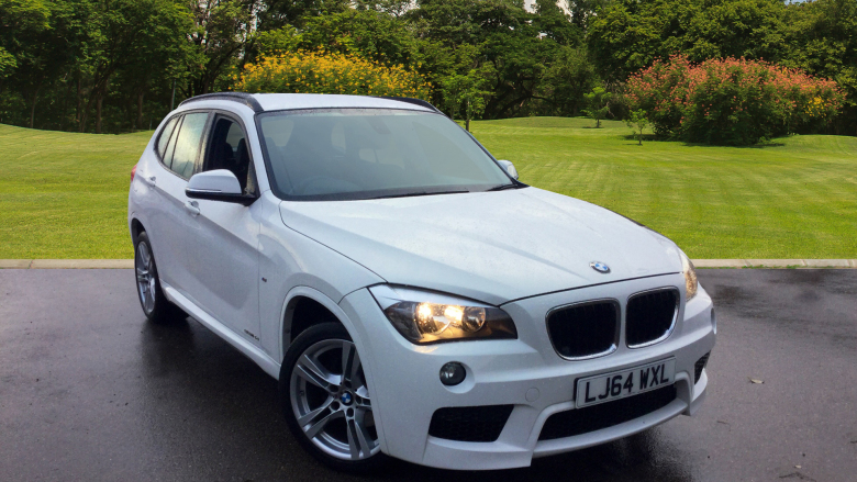 BMW X1 sDrive 18d M Sport 5dr Step Auto Diesel Estate