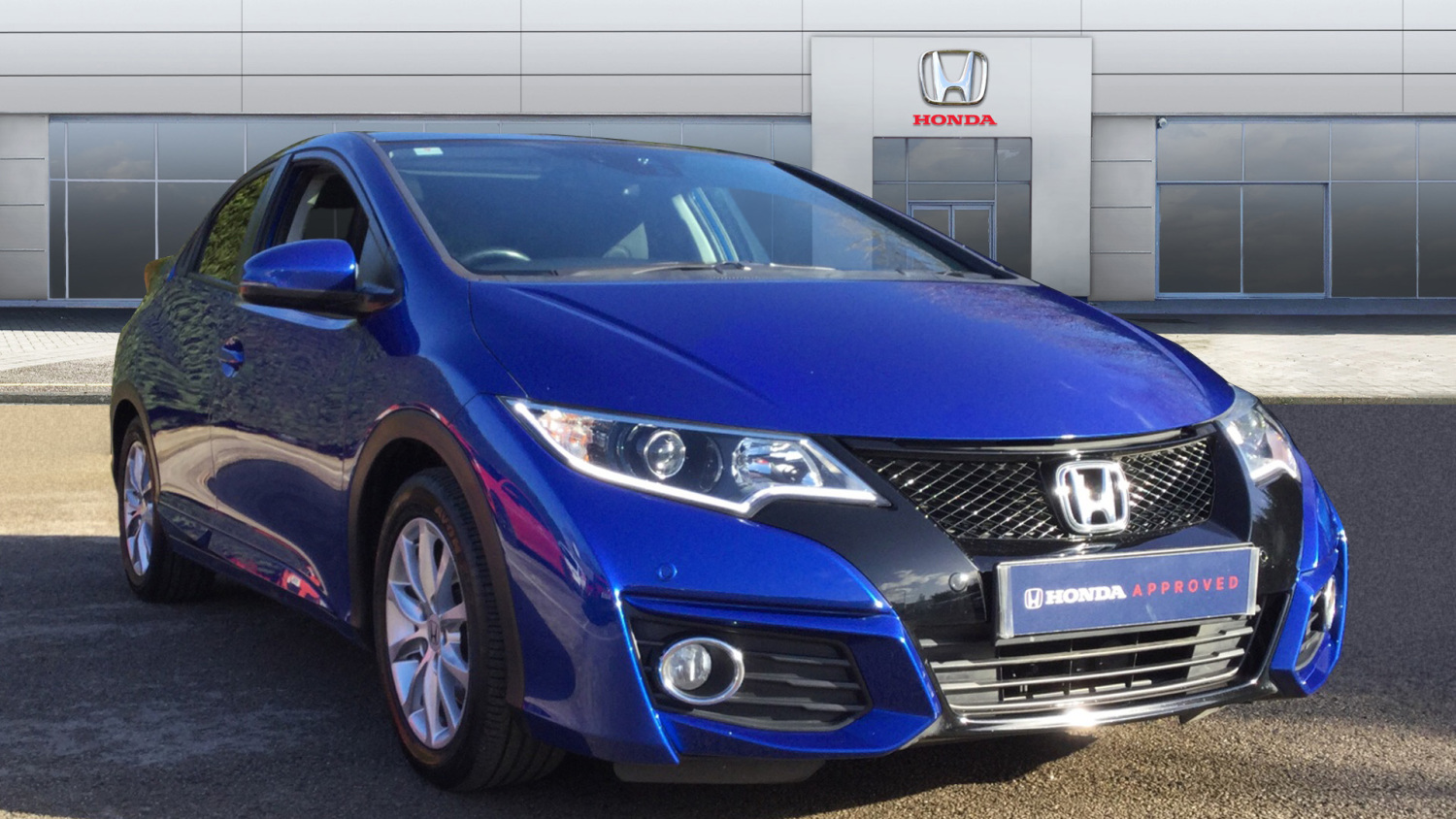 used honda civic 1 6 i dtec sr 5dr diesel hatchback for