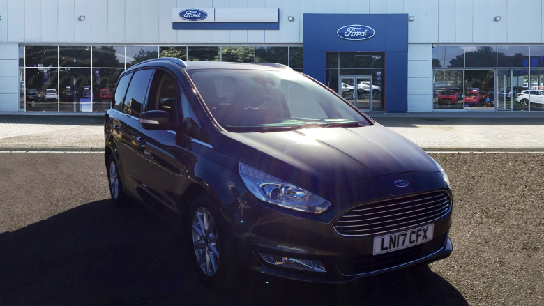 Ford Galaxy 2.0 TDCi 150 Titanium X 5dr Powershift Diesel Estate