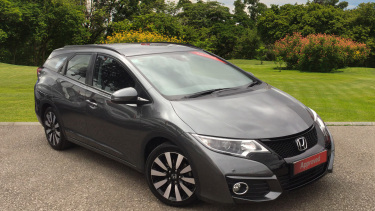 Honda Civic Tourer 1.8 i-VTEC SE Plus 5dr [Nav] Petrol Estate