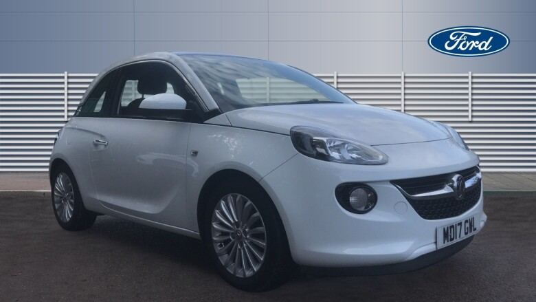 Vauxhall Adam 1.2i Glam 3dr [Style Pack] Petrol Hatchback