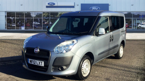 Fiat Doblo 1.4 16V Active 5Dr Petrol Estate