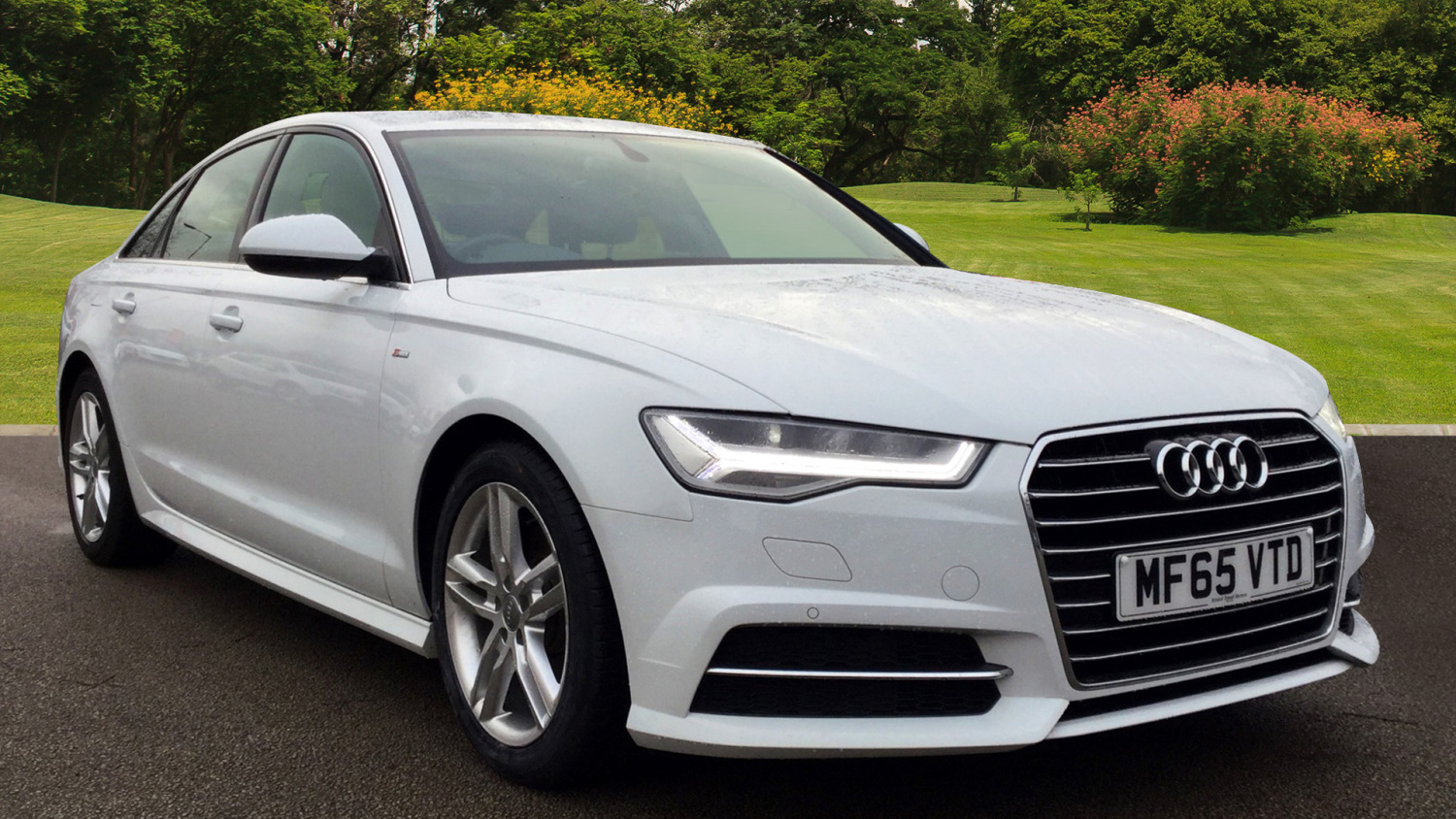 used audi a6 2 0 tdi ultra s line 4dr s tronic diesel. Black Bedroom Furniture Sets. Home Design Ideas
