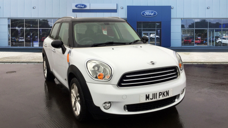 Mini Countryman 1.6 Cooper D ALL4 5dr Diesel Hatchback