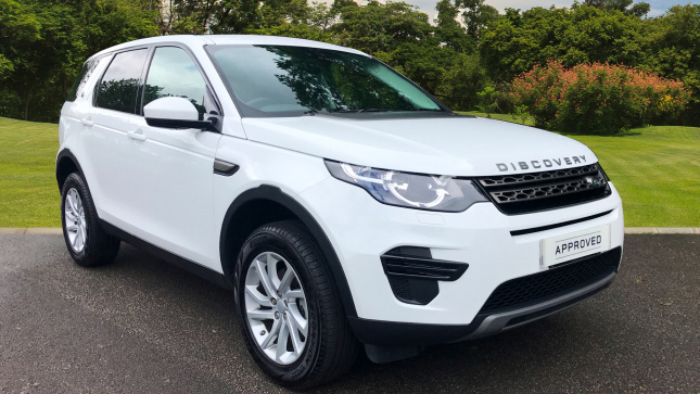 Land Rover Discovery Sport 2.0 Td4 180 Se 5Dr Diesel Station Wagon