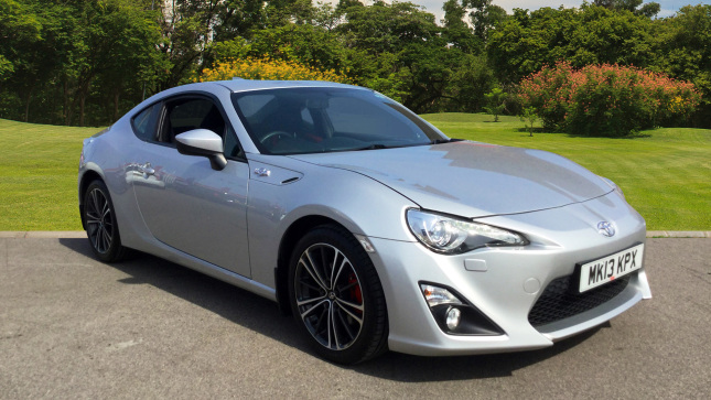 Toyota GT86 2.0 D-4S 2Dr Petrol Coupe