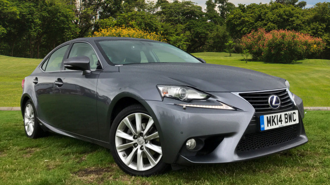 Lexus Is 300H Luxury 4Dr Cvt Auto Hybrid Saloon