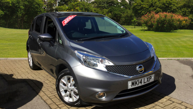 Nissan Note 1.5 Dci Acenta Premium 5Dr [safety Pack] Diesel Hatchback