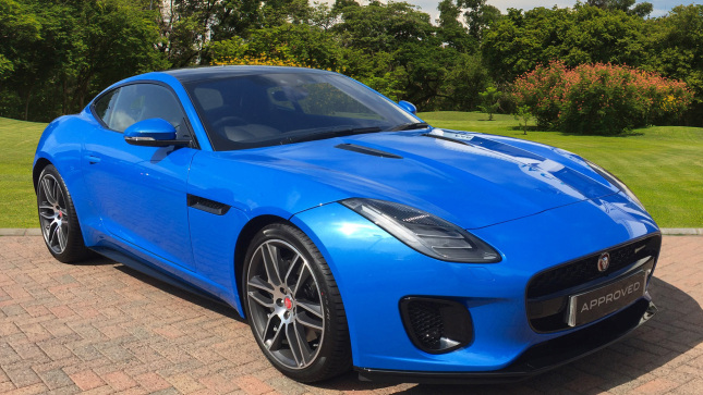 Jaguar F-Type 2.0 R-Dynamic 2Dr Auto Petrol Coupe