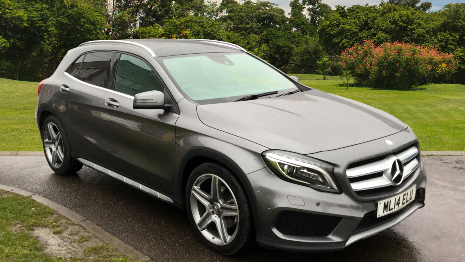 Used Mercedes Benz Gla Gla 220 Cdi 4matic Amg Line 5dr