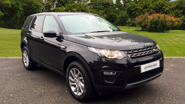 Land Rover Discovery Sport 2.0 Td4 180 Se Tech 5Dr Auto Diesel Station Wagon