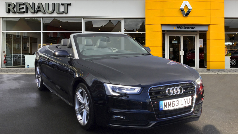 Audi A5 2.0 Tdi 177 S Line Special Edition 2Dr Diesel Convertible