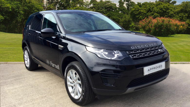 Land Rover Discovery Sport 2.0 TD4 180 SE 5dr Auto Diesel Station Wagon