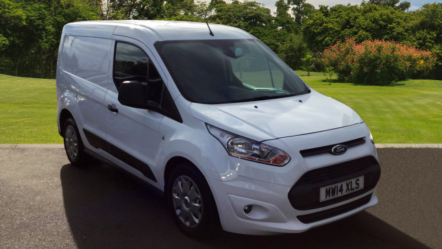 Ford Transit Connect 200 L1 Diesel 1.6 Tdci 75Ps Trend Van