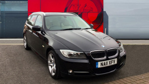 BMW 3 Series 318I Exclusive Edition 5Dr Petrol Estate