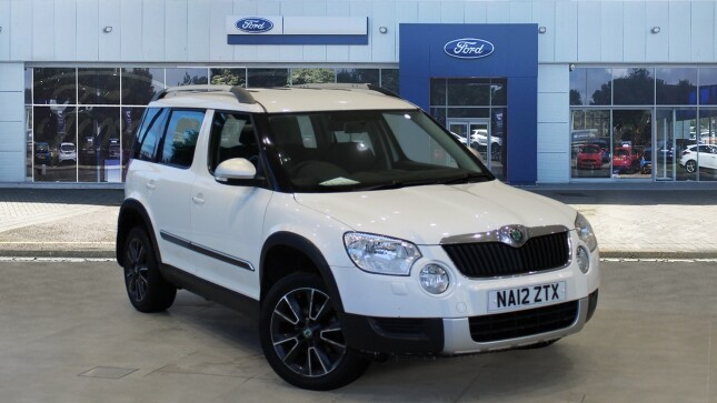 SKODA Yeti 2.0 Tdi Cr Urban 5Dr Diesel Estate