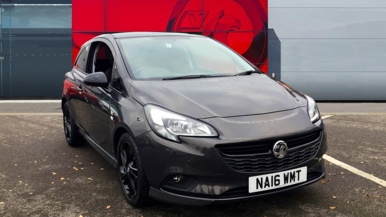 Vauxhall Corsa 1.4 Limited Edition 3Dr Petrol Hatchback