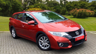 Honda Civic Tourer 1.6 i-DTEC SE Plus 5dr [Nav] Diesel Estate