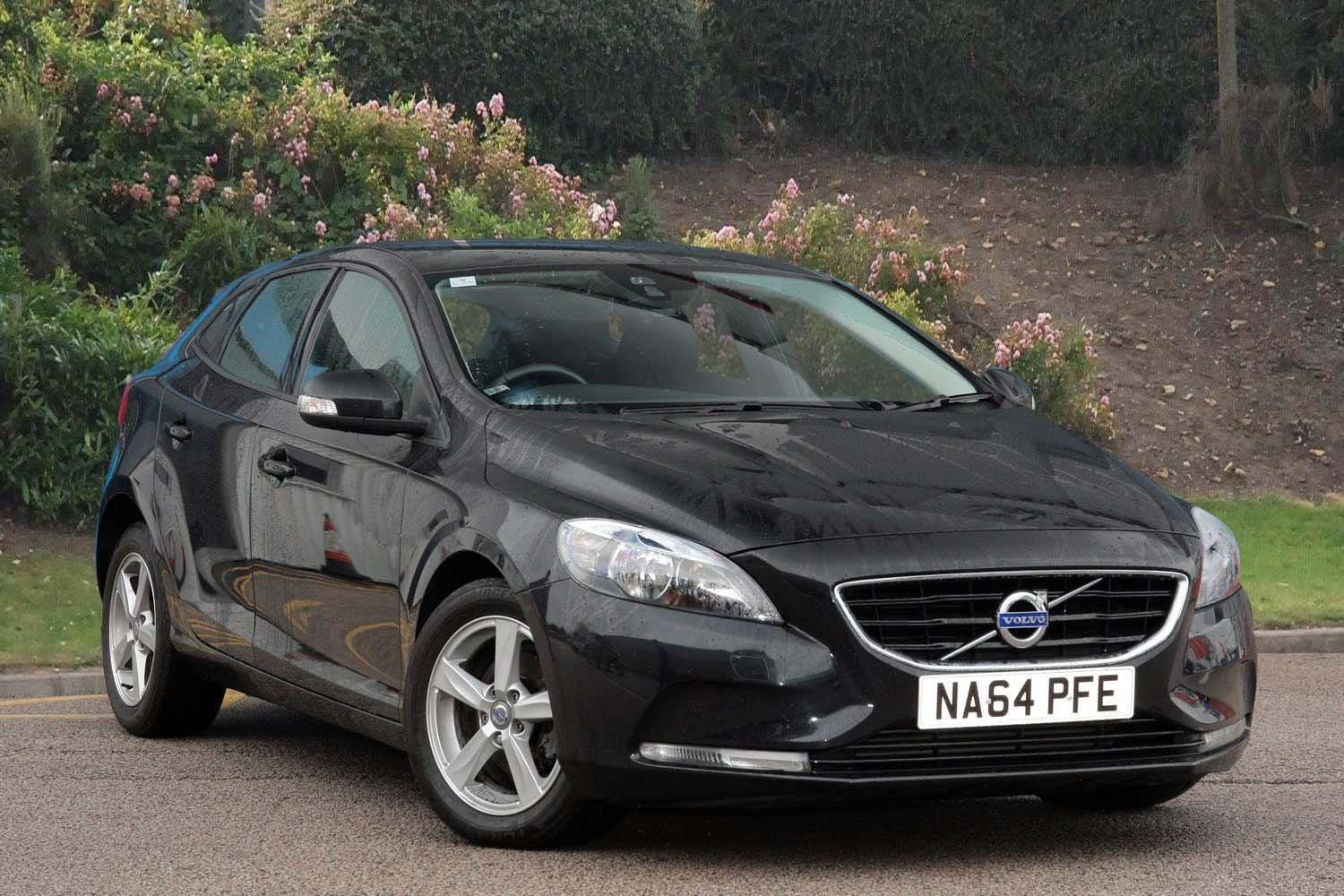 used volvo v40 d2 es 5dr diesel hatchback for sale vertu honda. Black Bedroom Furniture Sets. Home Design Ideas