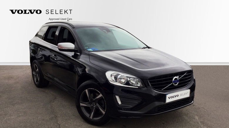 Volvo Xc60 D4 [190] R DESIGN 5dr Geartronic Diesel Estate