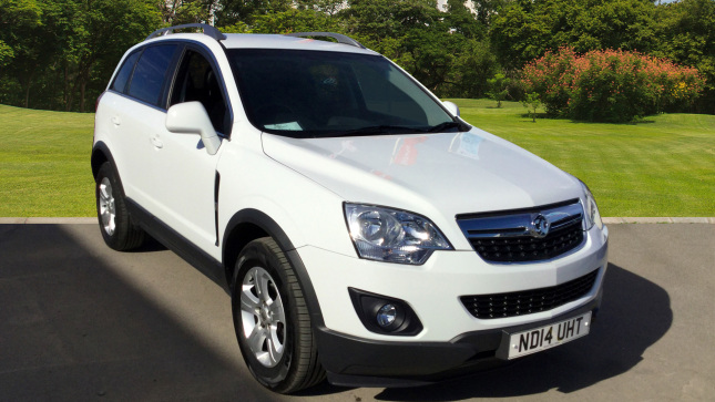 Vauxhall Antara 2.2 Cdti Diamond 5Dr [2Wd] [start Stop] Diesel Estate