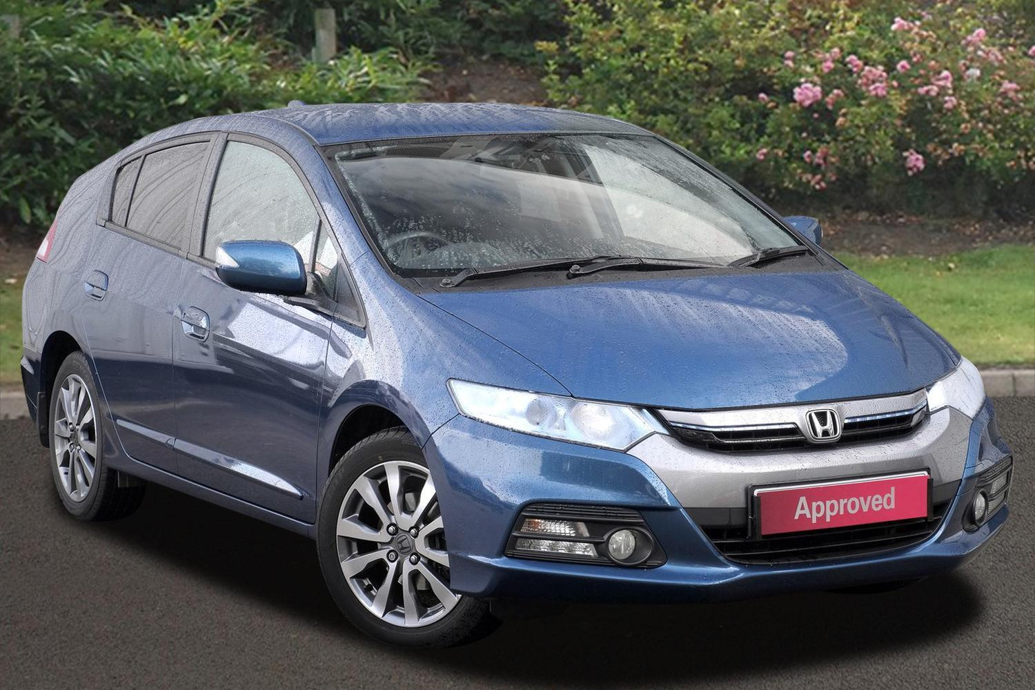 used honda insight 1 3 ima hs t hybrid 5dr cvt hybrid hatchback for sale vertu honda. Black Bedroom Furniture Sets. Home Design Ideas