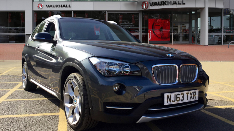 BMW X1 xDrive 20d xLine 5dr Step Auto Diesel Estate