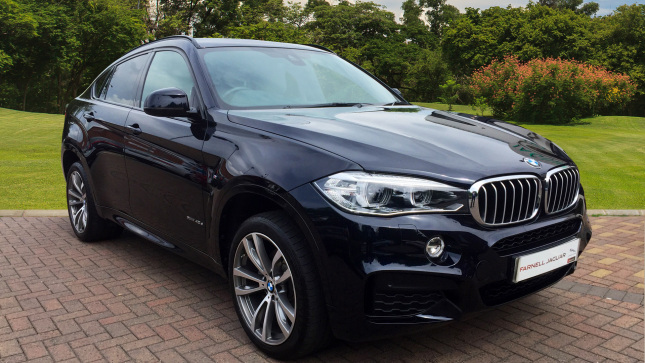 BMW X6 Xdrive40D M Sport 5Dr Step Auto Diesel Estate