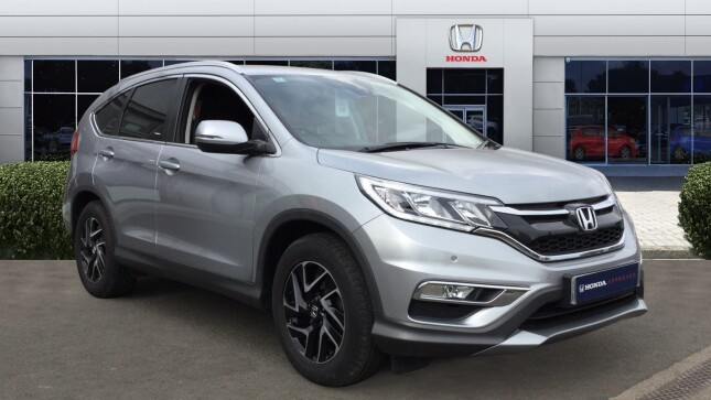 Honda CR-V 2.0 I-Vtec Se Plus 5Dr 2Wd Petrol Estate