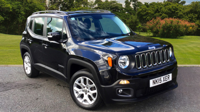 Jeep Renegade 1.6 Multijet Longitude 5Dr Diesel Hatchback