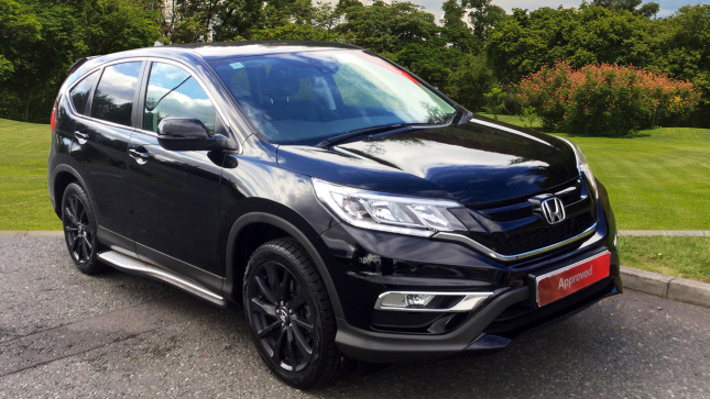 Honda CR-V 1.6 I-Dtec Black Edition 5Dr Diesel Estate