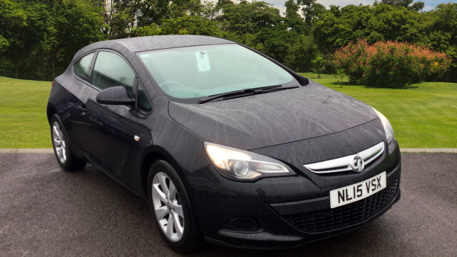 Vauxhall Astra GTC 1.4T 16V 140 Sport 3Dr Petrol Coupe