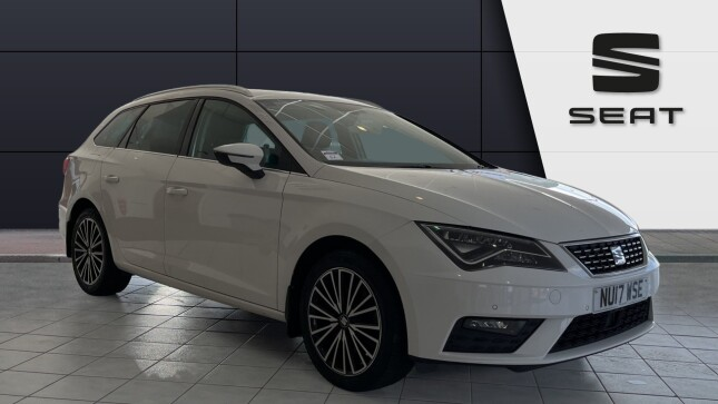 SEAT Leon 2.0 Tdi 184 Xcellence Technology 5Dr Diesel Estate