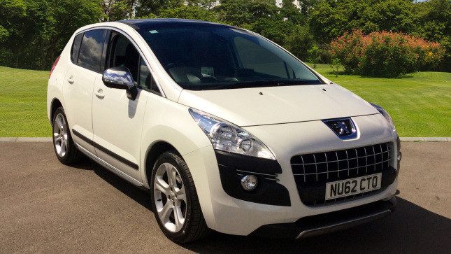 Peugeot 3008 2.0 Hdi 150 Allure 5Dr Diesel Estate
