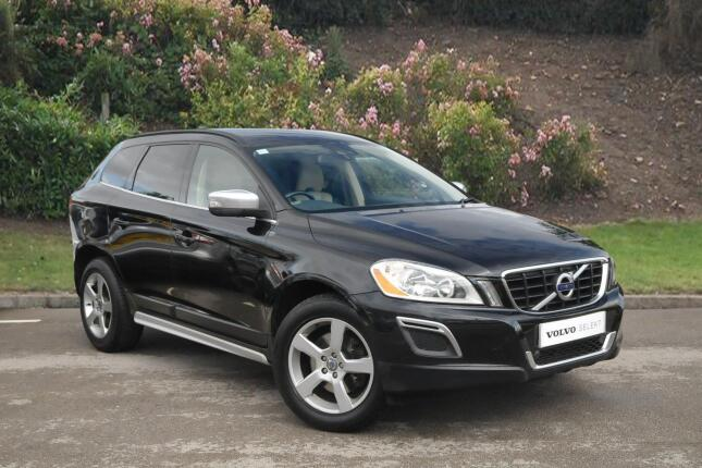 Volvo Xc60 D3 [163] R Design 5Dr Geartronic Diesel Estate