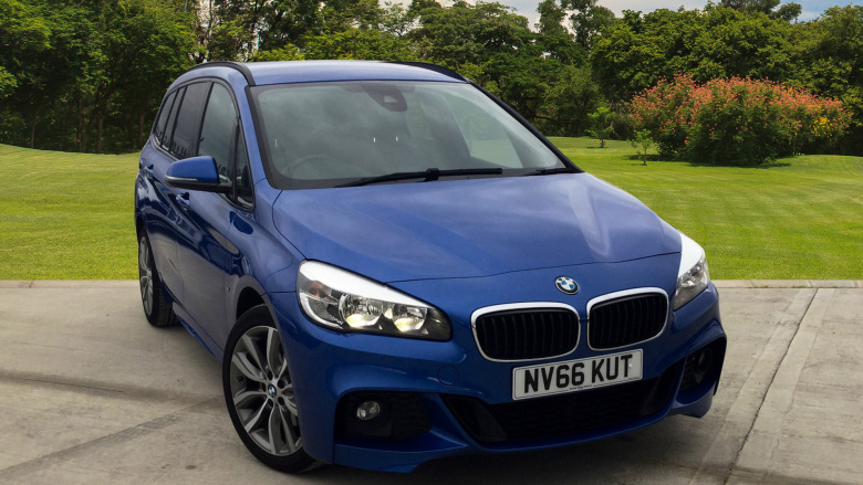 BMW 2 Series 218I M Sport 5Dr Petrol Estate