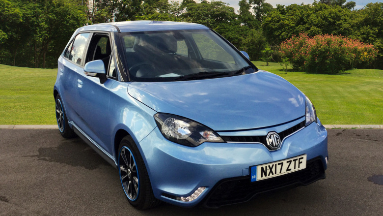 Nac MG Mg3 1.5 Vti-Tech 3Style 5Dr [start Stop] Petrol Hatchback