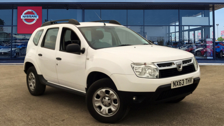 Dacia Duster 1.5 dCi 110 Ambiance 5dr 4X4 Diesel Estate